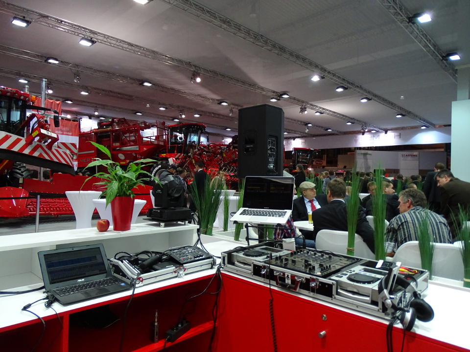 Messe DJ Leipzig